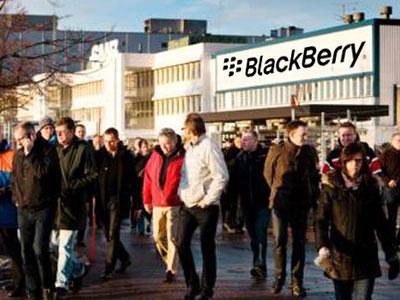 Terus Merugi, BlackBerry PHK Karyawan