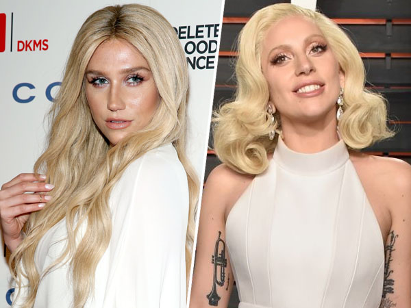Bawakan Lagu 'Till Happens to You' di Oscar, Kesha Ucapkan Terima Kasih untuk Lady Gaga