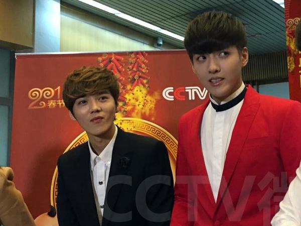 Kris Wu dan Luhan Batal Duet di 'Spring Gala', Benarkah SM Entertainment Terlibat?