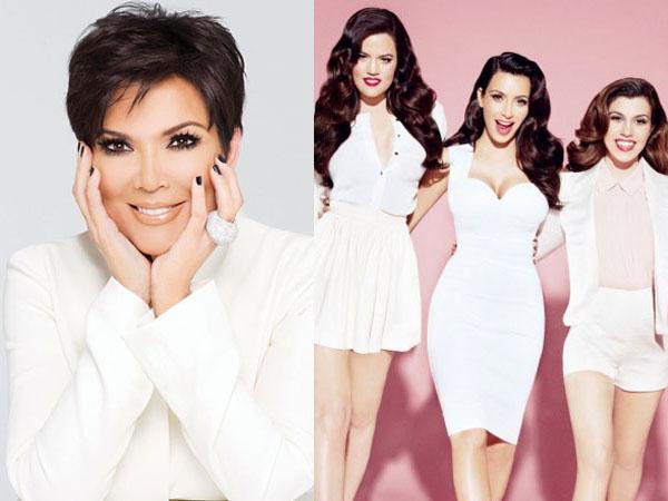 Benarkah Gara-gara Kris Jenner, Keluarga Kardashian Dilarang Ke Pesta Oscar?