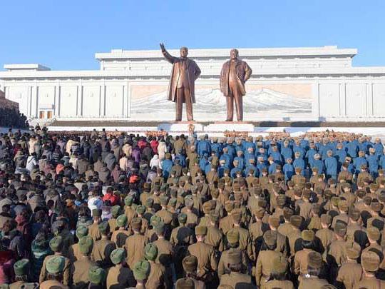Perwira Korea Utara Dijatuhi Hukuman Mati 90 Tembakan Karena Memberi Ransum Tambahan Pada Prajurit!