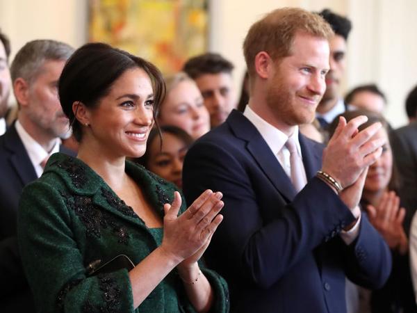 Pangeran Harry dan Meghan Markle Resmi Buka Akun Instagram