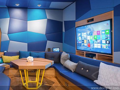 Yuk, Intip Mewahnya Kantor 'The Microsoft' di Berlin!