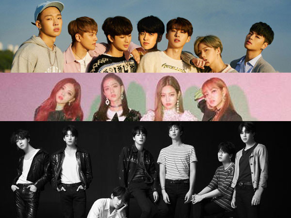 Deretan MV K-Pop Paling Banyak Ditonton di Paruh Pertama Tahun 2018 (Part 2)