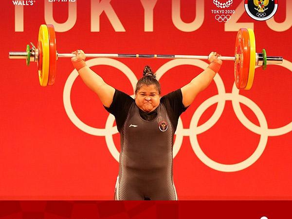 Kisah Inspiratif Atlet Nurul Akmal dari Angkut Padi Sukses Angkat Beban 256 kg