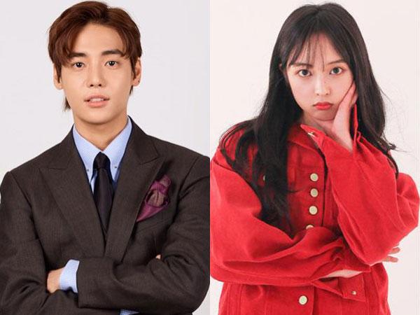 Debut Layar Lebar, ONE Siap Bintangi Film Romantis Bareng Kim Bo Ra