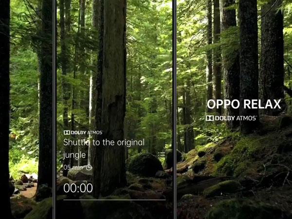 Anti-stres, Oppo Luncurkan Fitur Relaksasi di Sistem Operasi ColorOS 7