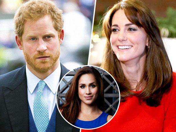 Ajak Meghan Markle ke Istana Kensington, Pangeran Harry Minta Restu Kate Middleton?
