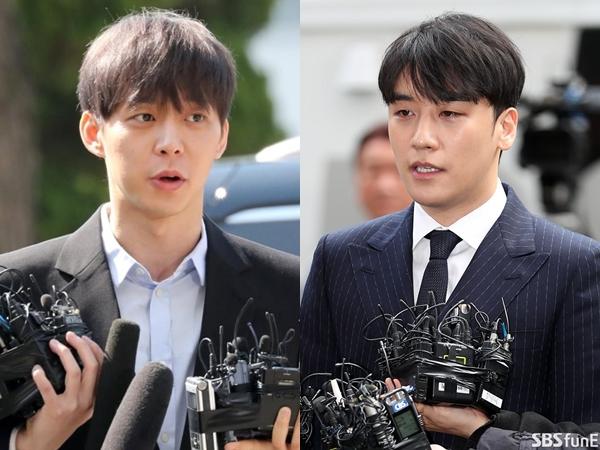 Netizen Korea Tuding Kasus Narkoba Park Yoochun Digunakan untuk Tutupi Skandal Burning Sun