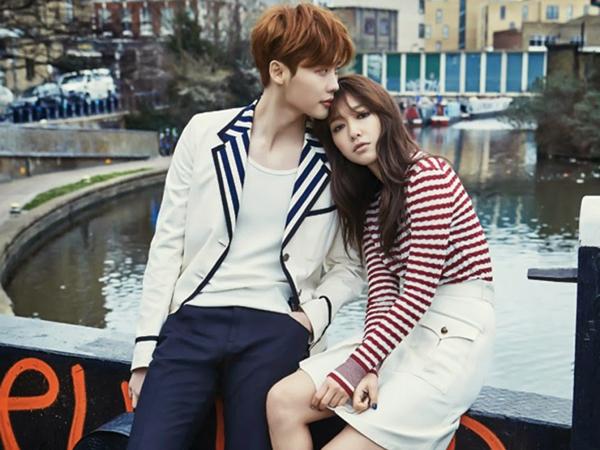 Ini Kata Agensi Soal Rumor Pacaran Antara Park Shin Hye dan Lee Jong Suk
