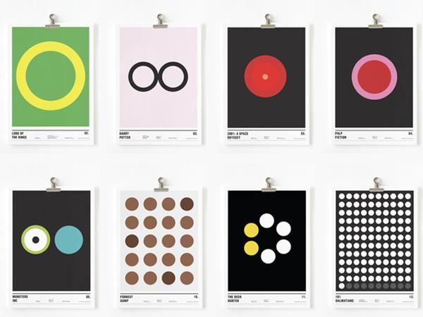 Hanya Dibuat Dari Lingkaran, Bisa Menebak Poster Film Ini?