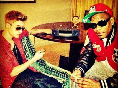 Justin Bieber Umumkan Kolaborasinya dengan R. Kelly!