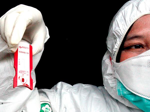 Dokter dan Perawat Dinilai Lebih Butuh Rapid Test Corona Dibandingkan Anggota DPR