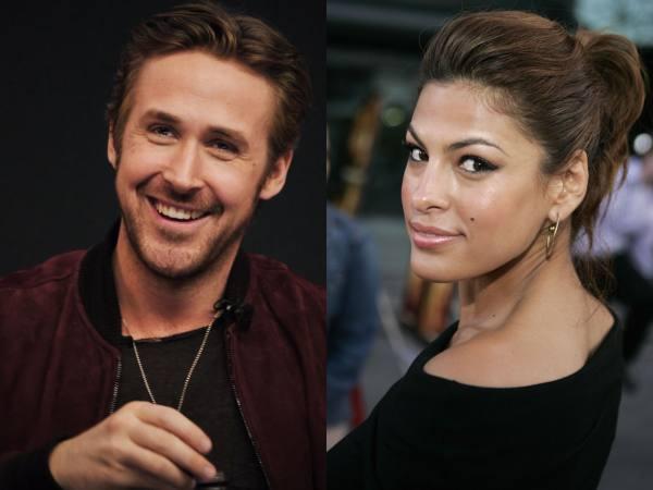 Ryan Gosling dan Eva Mendes Nantikan Anak Kembar Hasil Bayi Tabung!