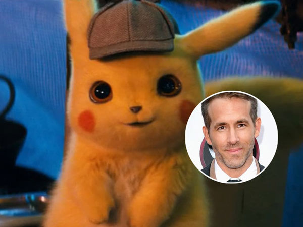 Sempat Rumor Viral Tak Dipercaya, Ryan Reynolds Resmi Suarakan Pikachu di Film Live Action Terbaru!