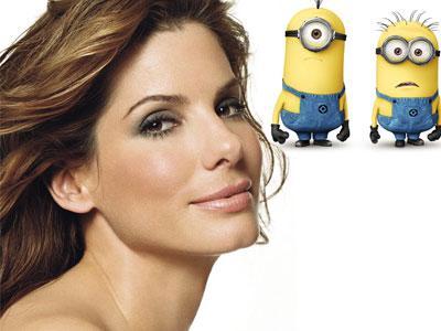 Sandra Bullock Isi Suara Peran Antagonis Dalam Minions