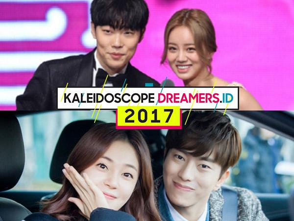 Congrats, Deretan Pasangan Seleb Korea Ini Dikonfirmasi Pacaran di Tahun 2017!
