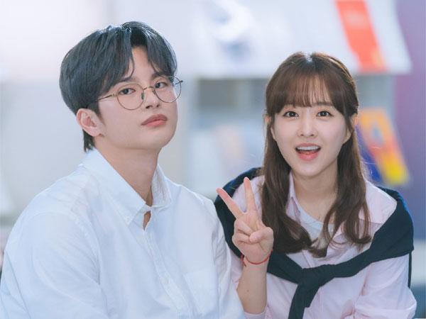 Chemistry Seo In Guk dan Park Bo Young Lebih Menggemaskan di Balik Drama 'Doom at Your Service'