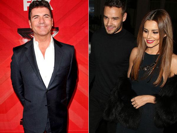 Simon Cowell Restui Hubungan Liam Payne dan Cheryl Cole