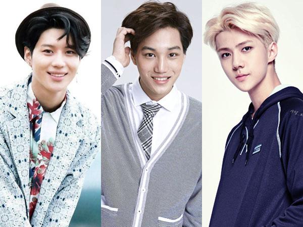 Taemin SHINee, Kai dan Sehun EXO Ikuti Syuting Running Man?