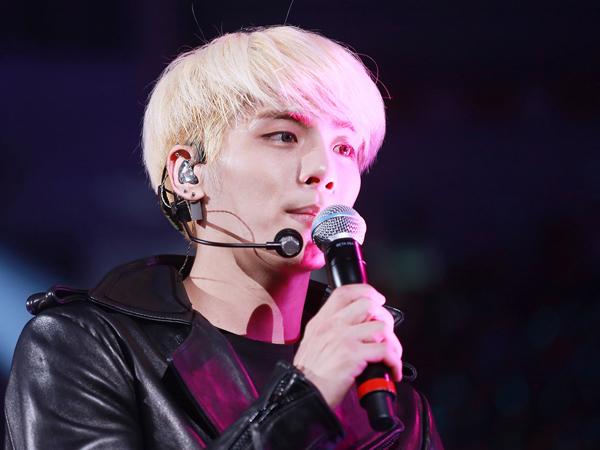 Mendadak Meninggal Dunia, Tatapan Mata Jonghyun SHINee di Konser Terakhir Jadi Perbincangan