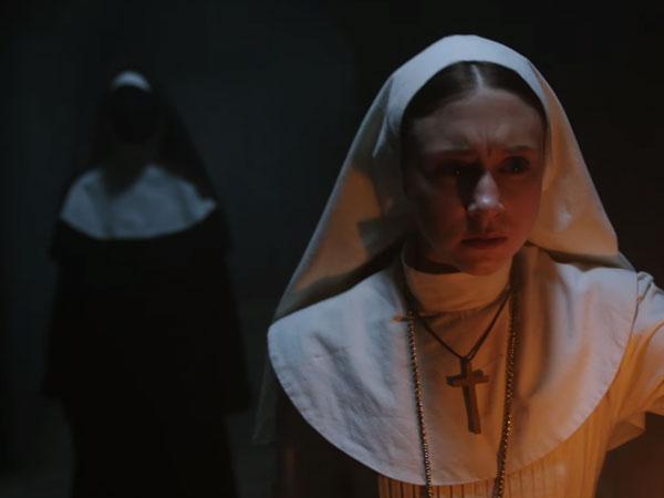 Sutradara Film 'The Nun' Ungkap Hal Mistis yang Terjadi di Lokasi Syuting