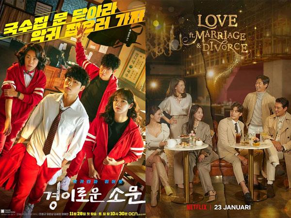 Rating Drama Korea Sabtu-Minggu: 'The Uncanny Counter' Tamat, Semua Raih Rating Tinggi