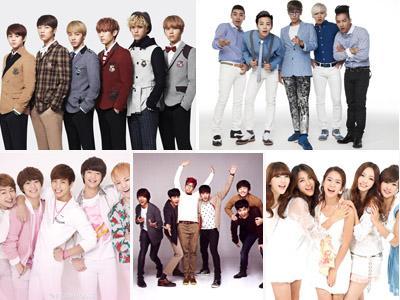 Yuk, Intip Arti Dibalik Nama 10 Grup Idola K-Pop Ini