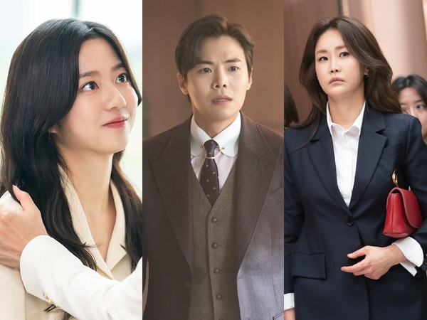 4 Karakter di Drama 'Penthouse' yang Bersiap Untuk Balas Dendam