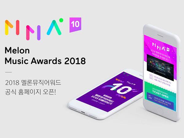 Voting Kedua Melon Music Awards 2018 Sudah Dimulai, Inilah Daftar Lengkap Nominasinya