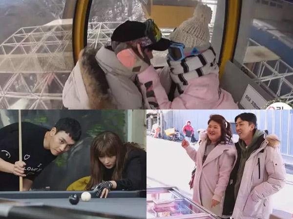 Tambah Satu Pasangan Lagi, Malu Campur Keceriaan Hadir di 'We Got Married' Terbaru