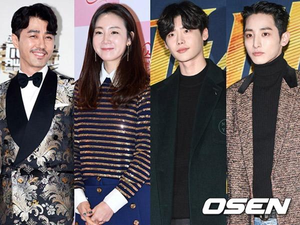 Cha Seung Won Hingga Lee Soo Hyuk, Intip Deretan Aktor 'Berkelas' YG Entertainment