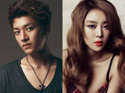 Wow, Yun Lunafly Debut Akting Drama Bersama Narsha Brown Eyed Girls!