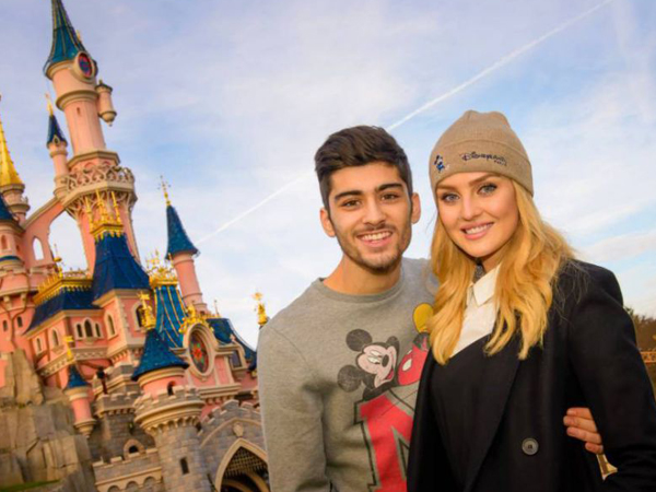 Zayn Malik Akan Nikahi Perrie Edwards di Disneyland Pada Bulan Juni?