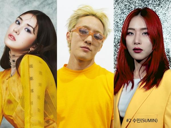 Zion T Bocorkan Kemungkinan Kolaborasi dengan Sumin dan Jeon Somi