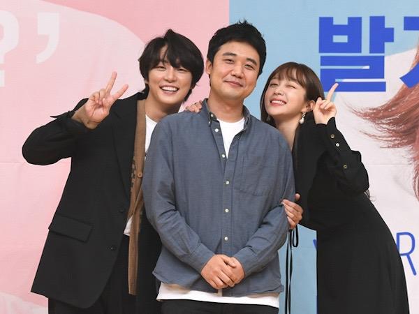 Yoon Shi Yoon dan Hani EXID Bahas Soal Topik Sensitif Tak Biasa di Drama Terbarunya