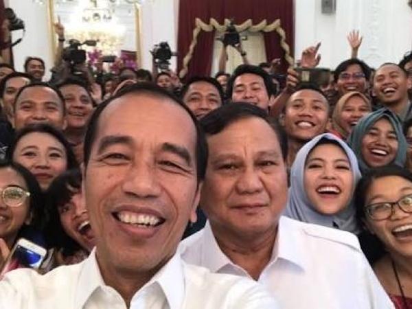 Prabowo Sebut Ada Persamaan dengan Surya Paloh, Jokowi Ungkap Kemungkinan Gerindra Masuk Koalisi