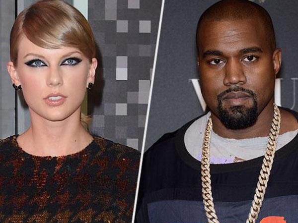Kanye West Kembali Sindir Taylor Swift di Konser Drake, Akankah Drama Terus Berlanjut?