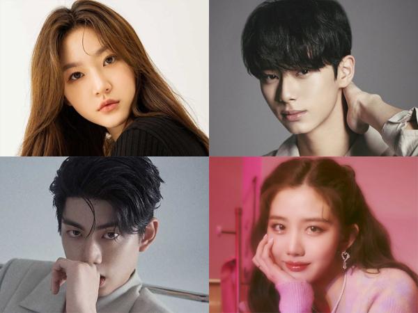 Kim Sae Ron, Lee Chae Min, Yuju Cherry Bullet, dan Ryu Ui Hyun Bintangi Film Adaptasi Webtoon