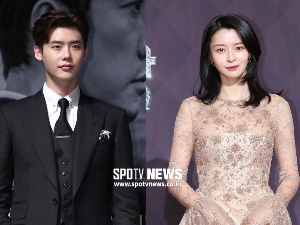 Agensi Bantah Rumor Pacaran Lee Jong Suk dan Kwon Nara