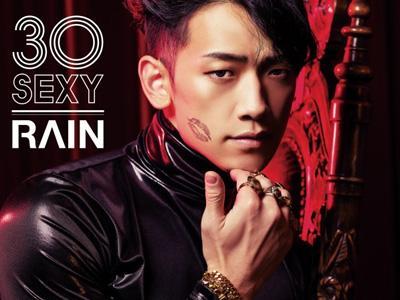 Rain Resmi Comeback Secara Besar-besaran ke Industri Musik Korea!
