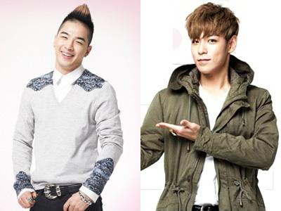 T.O.P dan Taeyang Big Bang Lakukan Dance Battle Komedi