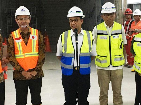 Tingkatkan Sisi Modern, MRT Jakarta Bisa Jadi Ikon Indonesia?