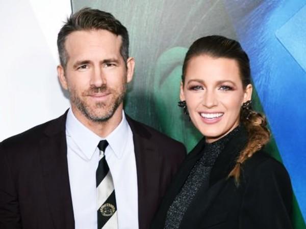 Blake Lively dan Ryan Reynolds Unggah Wajah Putri Ke-3 Mereka Untuk Pertama Kalinya!