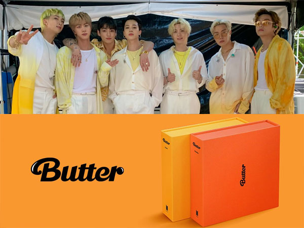 BTS Akan Rilis CD 'Butter' dengan Tambahan Lagu Baru di Hari Ulang Tahun ARMY