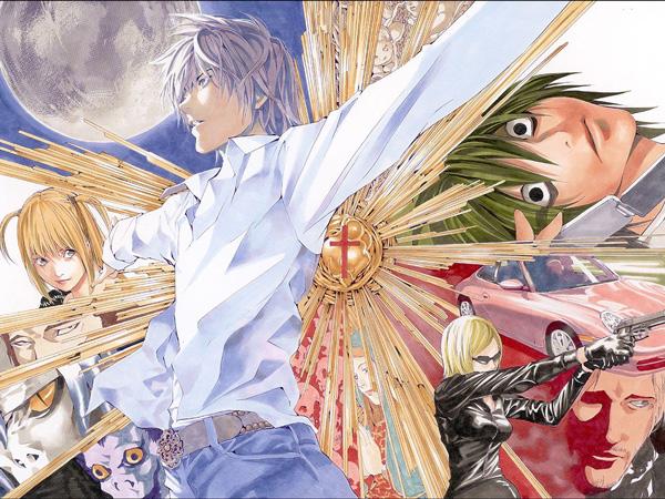 Komik 'Death Note' Kembali Dirilis Setelah 12 Tahun Hiatus