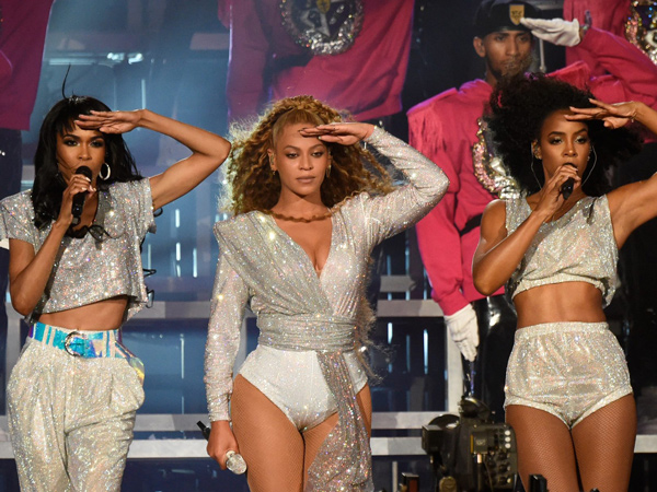 Terinspirasi Spice Girls, Beyonce Ingin Destiny's Child Reunian
