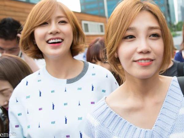 Hayoung A Pink Ungkap Kebiasaan Unik Eunji Saat Mabuk!