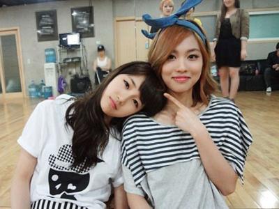 Apakah Fei miss A Cemburu dengan Popularitas Suzy?