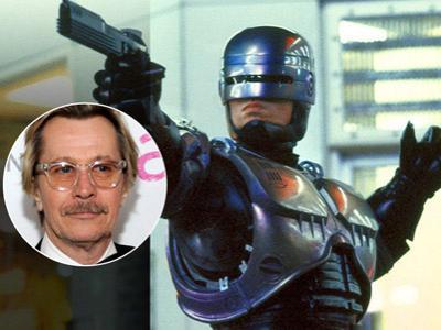 Gary Oldman Ikutan Remake Robocop